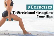 Stretches & exercises