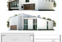 Modern Homes Plans