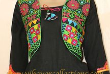 kutch Inspired Embroidery Jackets / Jackets