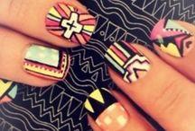 Nails / by Morgan Stuart