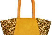 Trendy bags...
