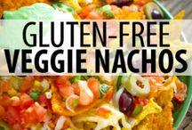 Veg/gluten free / by Barbara Konkle