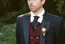Groovy Grooms / The brides might be the prettiest in the room, but let's not forget the groom. Make sure your groom attire suits the mood and comfortable for either indoor or outdoor situation. Here's some ideas from us !