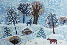 kış resmi