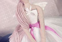Tilda Dolls / The new Spring Collection of Tilda inspired Dolls by Noa & Lea