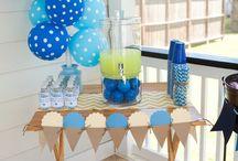 1st Birthday Ideas / by Alison Osborne