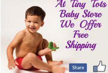 Media @ Tiny Tots Baby Store / Tiny Tots Baby Store On Media