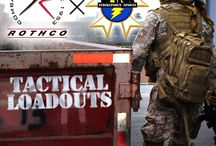 Rothco x StrikeForce Sports Tactical Loadouts / We teamed up with StrikeForce Sports to bring you airsoft specialized Rothco tactical loadouts