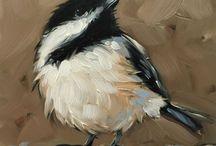 Malovani-ptaci