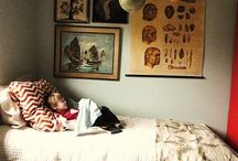 The Boys' Bedroom / by Arielle Stallings