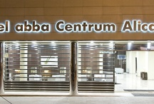 abba Centrum Alicante Hotel**** / Urban hotel situated in the Alicante shopping and leisure centre, 2 minutes from the beach. Very conveniently located, the hotel is only a few metres from the railway station. The hotel has 148 rooms, meeting rooms for up to 225 people. Opened mezzanine for social events (Centrum Space) , coffee bar, room service, restaurant, business center, gym, steam bath, solarium and parking.  / by Abba Hoteles