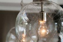 Lighting | Overhead & Ceiling / by Barbara Zelechoski Interiors, LLC