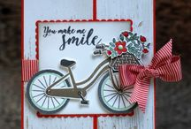 Cards - SU Bike Ride & Build a Bike Thinlits