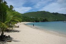 St.Vincent and the Grenadines / The setting which inspired the Bequia Mysteries