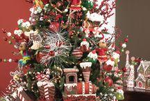 Christmas trees  / by Debbie Harrington