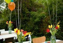 Party Ideas / by Katie Schoenbauer Morgan