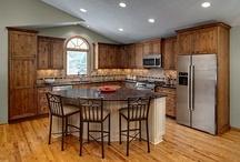 kitchen ideas / by Rhonda Raley