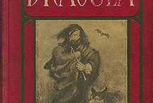 Bram Stoker's Dracula Book Cover Designs