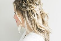 Everyday Hairstyles / Some ideas to spice up your everyday hairstyle!