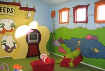 Home {Playroom} / by Heidi Robinson
