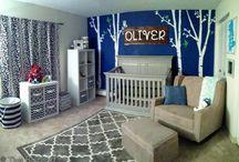 Olivers nursery / by Tina Poirier Bischoff