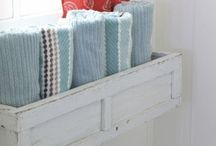 Bathroom Makeover / by Tammy Cornwell