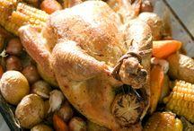 MUTFAK - Tavuk Yemekleri / Fırında Tavuk Yemekleri
