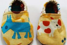 Couture : chaussons