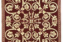 Ancient Tiles MInton, Morris, De Morgan ...,