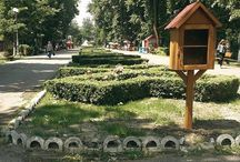 Little Free Library Romania / Photos from Little Free Library Romania