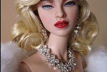 Deanna Denton Tonner Ruby's Fashion Doll Worls / Tonner Doll Deanna Denton / by Vintage Patterns Dazespast