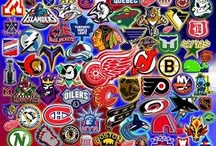 Hockey! / Grew up in Michigan... Hockey is a religion! / by Sarah Rice