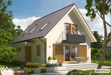 Case cu mansarda / Casele cu mansarda sunt cele mai raspandite, aceste tipuri de case se construiesc cel mai mult fiidca ofera intregii familii confort si intimitate personala.