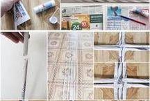novinové výrobky