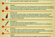 Tips quitamanchas
