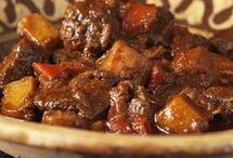 Recept-marhahúsból