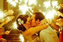 Inspiraties voor bruiloften / weddings