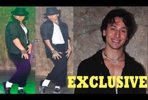 Tiger Shroff's Tribute to the King MJ 'Michael Jackson'