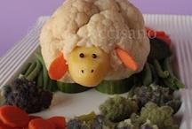 Warzywa dekoracje