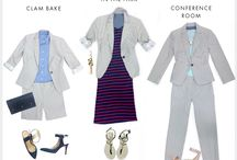 Work It / Outfits you can wear to work without feeling outdated. / by NoireCarrie Bradshaw
