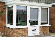 Porch ideas / Examples of porches installed by Windseal Double Glazing in and around the Coventry & Warwickshire area.