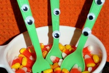 Halloween kids party / by Ashley Clark