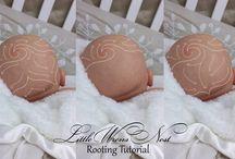 Reborn Rooting hair