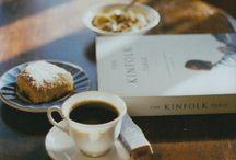 coffee,books