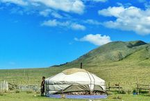 Mongolia Bucket List / Best things to see and do in Mongolia, dream destinations, transportation, attractions, excursions, places to see, National Parks, hikes, hostels, hotels.