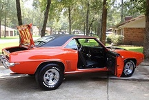 Classic Cars / by Denise Smesny