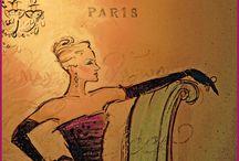 Old times graphics / by Symphonie Fantastique