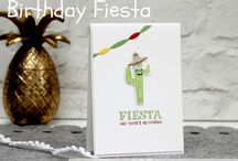Stamp Set Birthday Fiesta