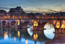 Rome by night / This a walk through the city of Rome by night...Enjoy it! / by Hotel Indigo Rome - St. George