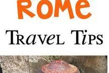À visiter Rome